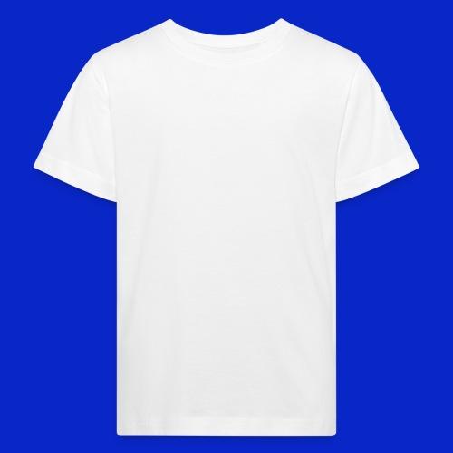 J o n n y (white on black) - Kids' Organic T-Shirt