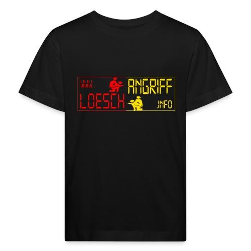 logo2014rotgelb png - Kinder Bio-T-Shirt