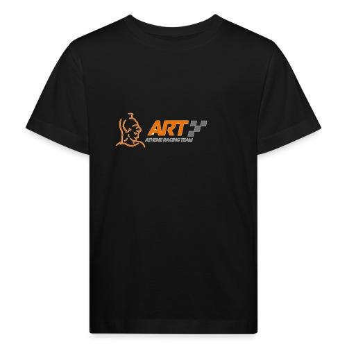 ART Logo klein - Kinder Bio-T-Shirt