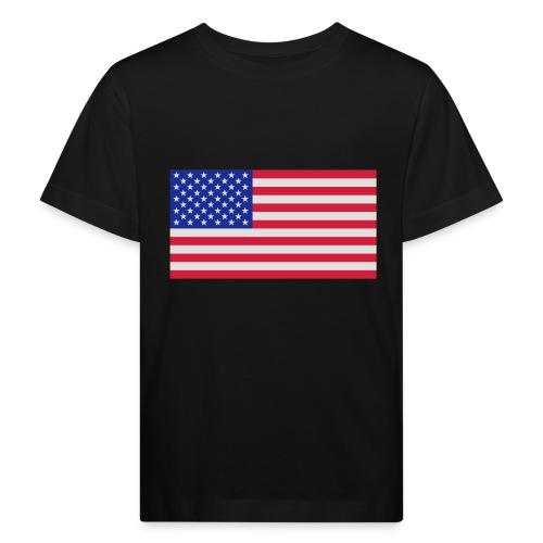USA / United States - Kinderen Bio-T-shirt