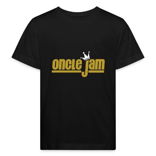 Oncle Jam horizontal or - T-shirt bio Enfant