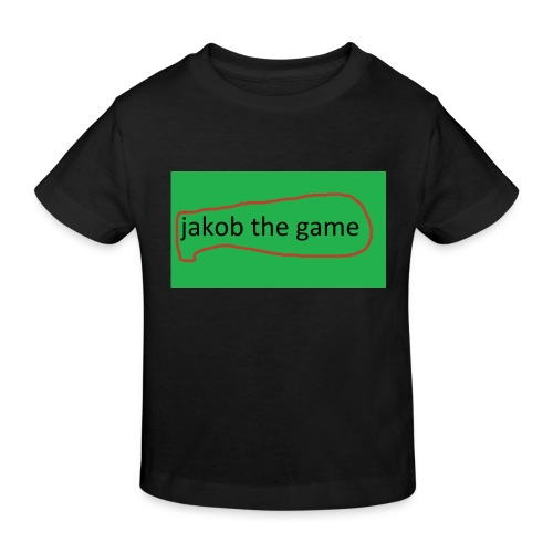 jakob the game - Organic børne shirt