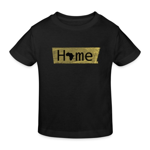 home in africa - Kinder Bio-T-Shirt