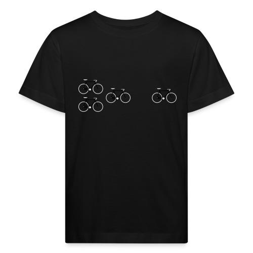 radstil_ausreisser - Kinder Bio-T-Shirt