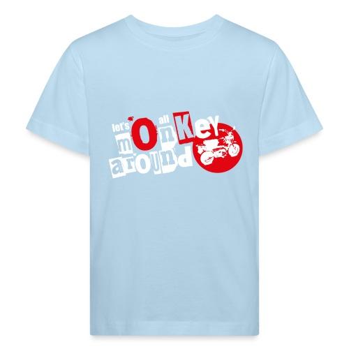 Monkey Around T-Shirt - Kids' Organic T-Shirt