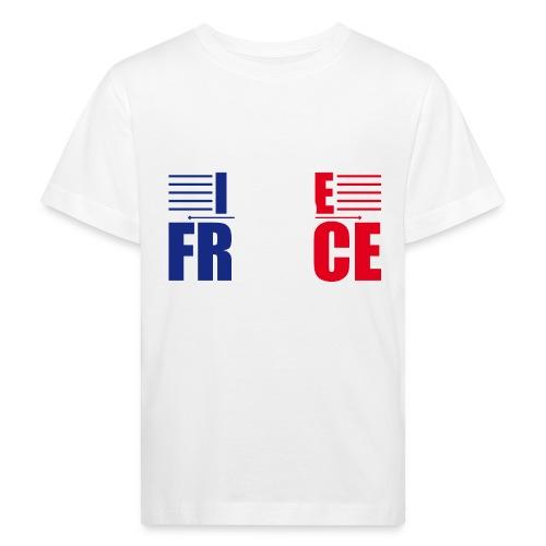 love france - T-shirt bio Enfant