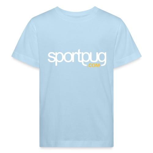 SportPug.com - Lasten luonnonmukainen t-paita