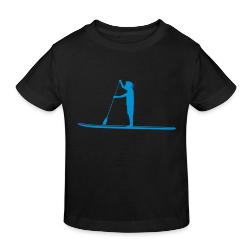 Stand-up Sihlouette - Kinder Bio-T-Shirt