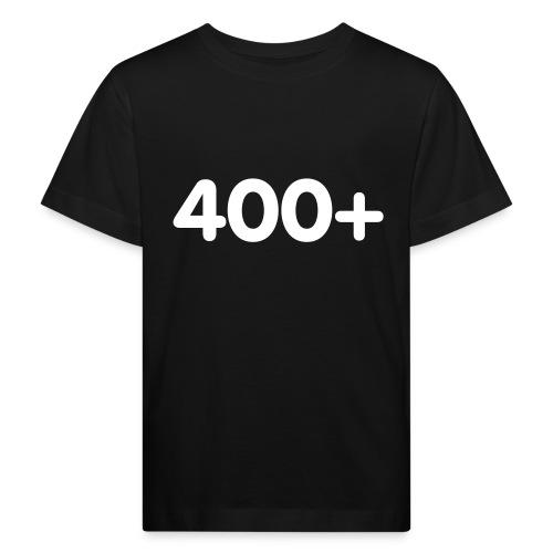400 - Kinderen Bio-T-shirt