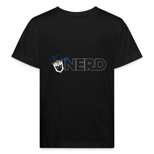 King-Nerd - Kids' Organic T-Shirt