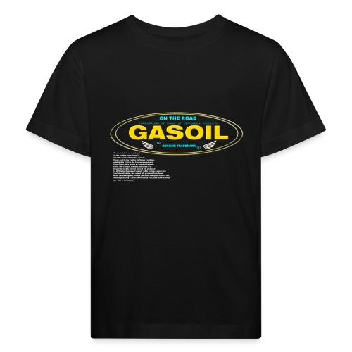 GASOIL - T-shirt bio Enfant