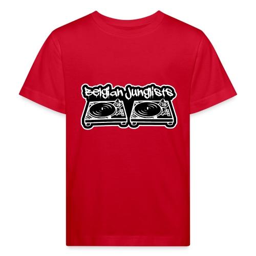 Belgian Junglists 2 - Kids' Organic T-Shirt