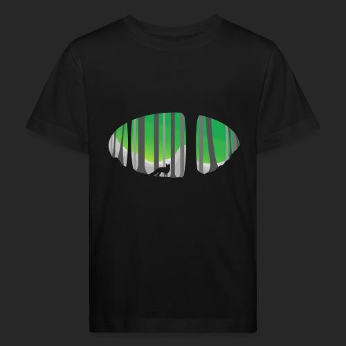 Forest Fox - Kids' Organic T-Shirt