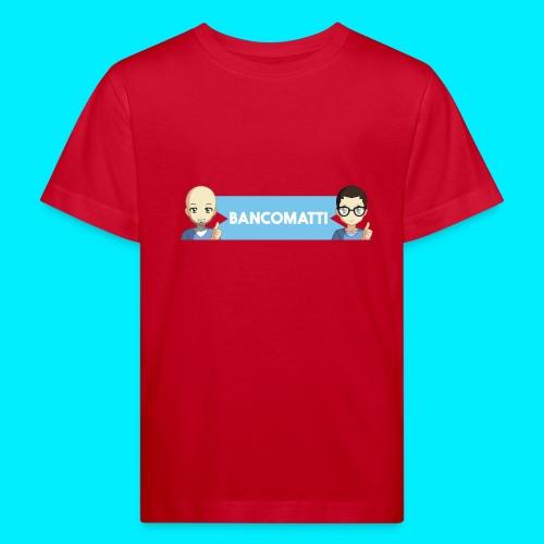 BANCOMATTI UN CASH BACK - Maglietta ecologica per bambini