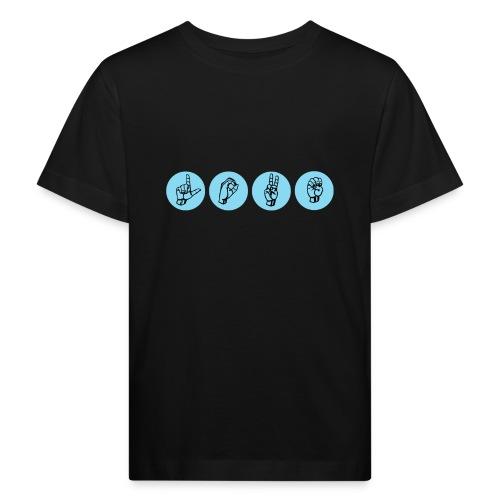 love2 - Kids' Organic T-Shirt