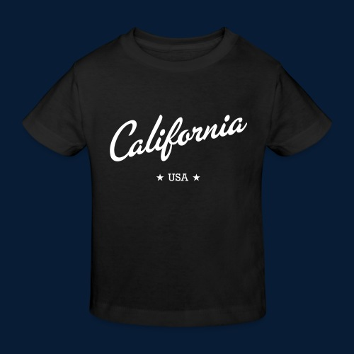 California - Kinder Bio-T-Shirt