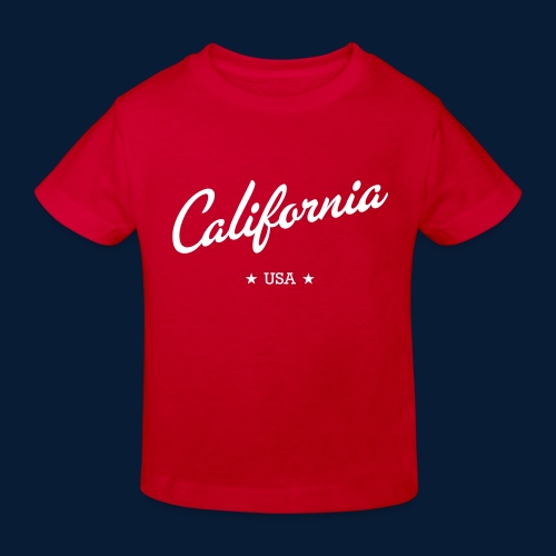California - Kinder Bio-T-Shirt