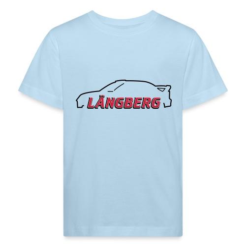 logotype Laengberg - Ekologisk T-shirt barn