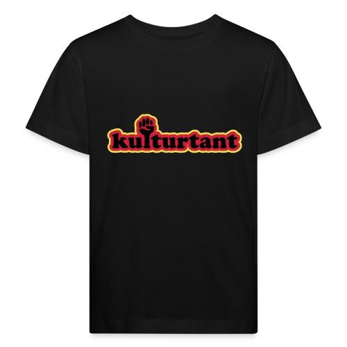 KULTURTANT - Ekologisk T-shirt barn