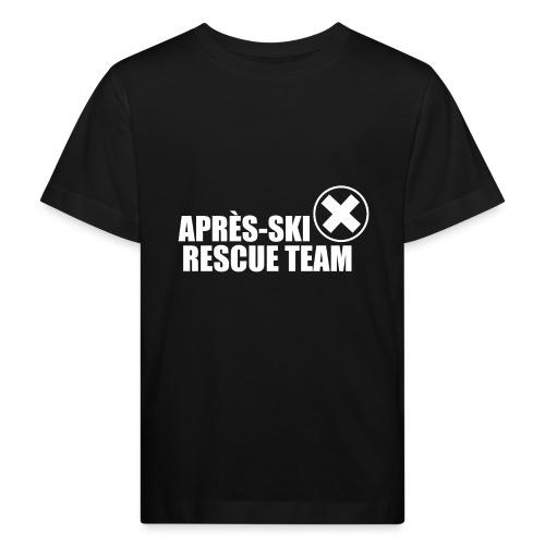 APRÈS SKI RESCUE TEAM 2 - Kinderen Bio-T-shirt