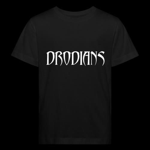 DRODIANS WHITE - Kids' Organic T-Shirt