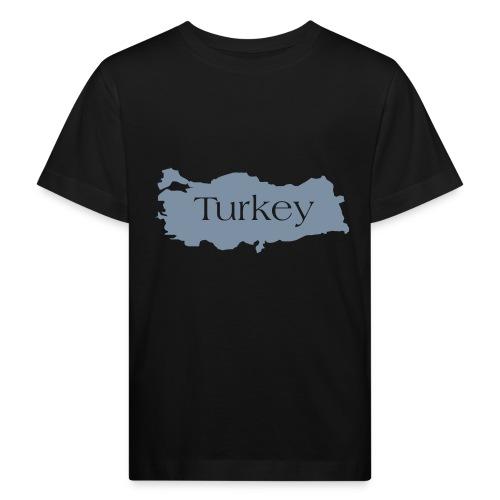 tuerkei - Kinder Bio-T-Shirt