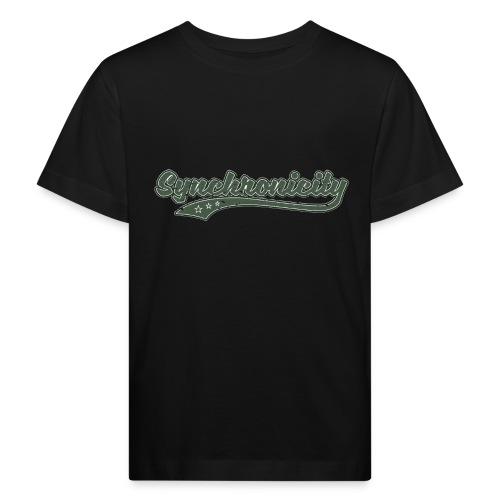 Synchronicity Vintage - T-shirt bio Enfant