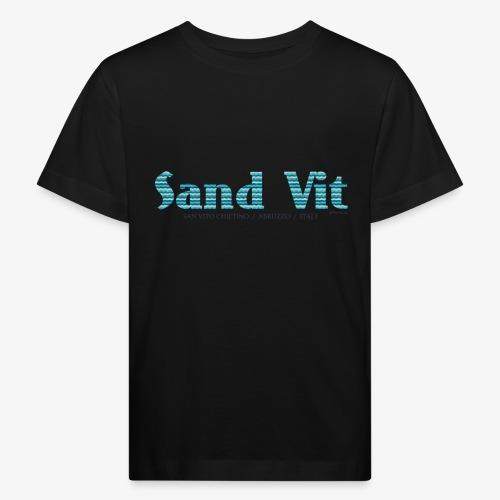 Sand Vit - Maglietta ecologica per bambini