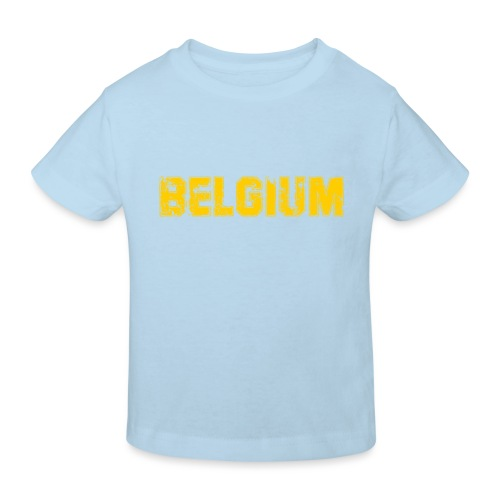 Campus Yellow - T-shirt bio Enfant
