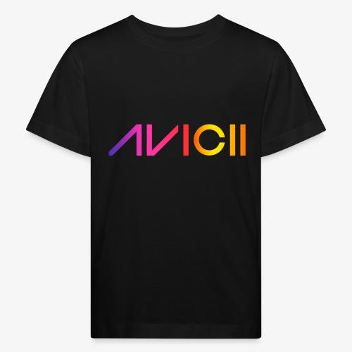 Color logo - Ekologisk T-shirt barn