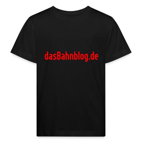 dasBahnblog de - Kinder Bio-T-Shirt