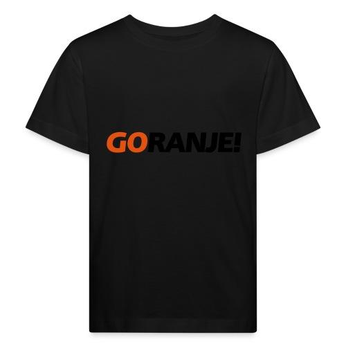 Go Ranje - Goranje - 2 kleuren - Kinderen Bio-T-shirt