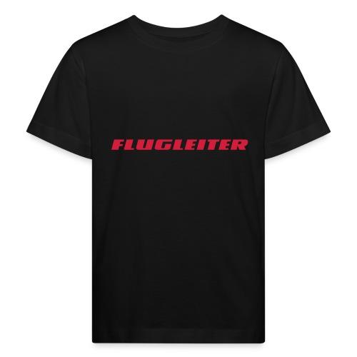 flugleiter - Kinder Bio-T-Shirt