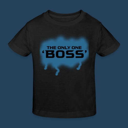 the only one BOSS - Kinder Bio-T-Shirt