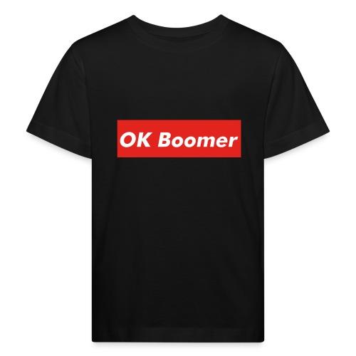 OK Boomer Meme - Kids' Organic T-Shirt