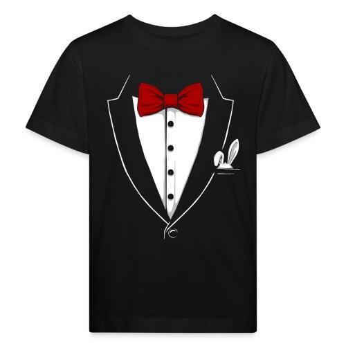 Tuxedo 4 - Kinder Bio-T-Shirt