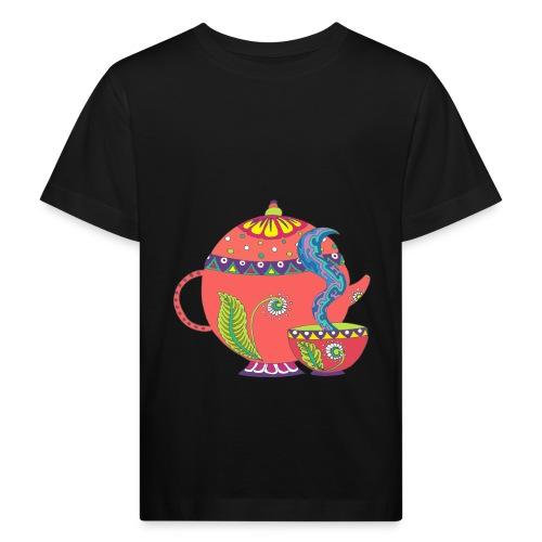 L'heure du thé - T-shirt bio Enfant