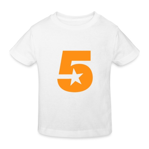 No5 - Kids' Organic T-Shirt