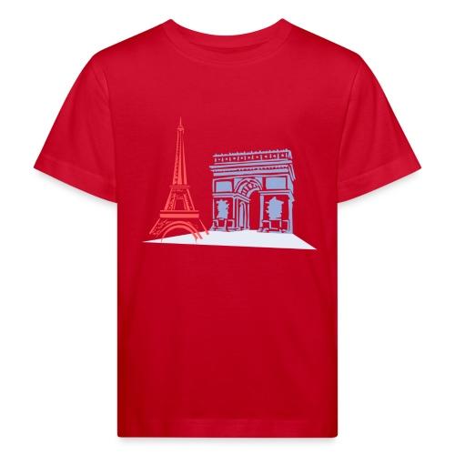 Paris - T-shirt bio Enfant