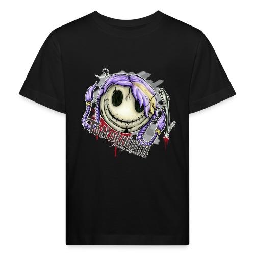 Totenknöpfin - Kinder Bio-T-Shirt