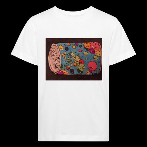 7AABC614 53CA 4156 B765 D9FBF5B8E496 - Organic børne shirt