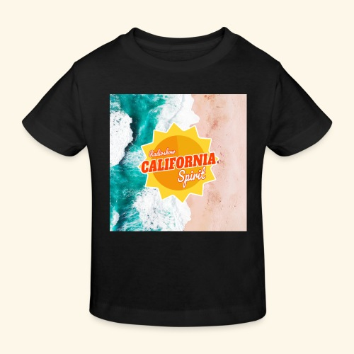 California Spirit Surfin - T-shirt bio Enfant