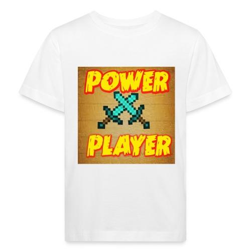 NUOVA LINEA POWER PLAYER - Maglietta ecologica per bambini