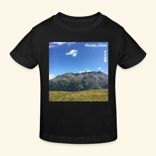 House of Dao - Top of Mountain View - Kinder Bio-T-Shirt