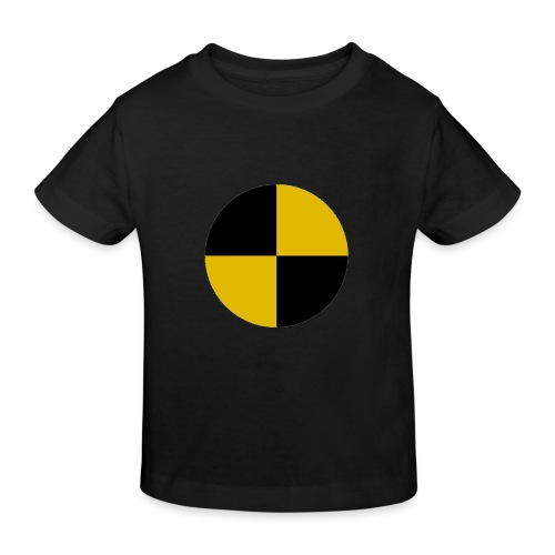 crash test - Kids' Organic T-Shirt
