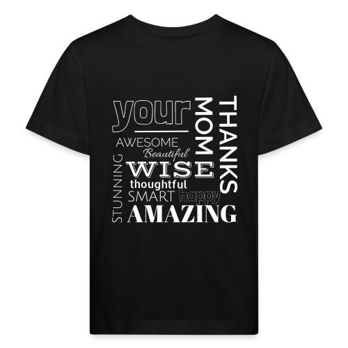 Amazing clothes - Camiseta ecológica niño