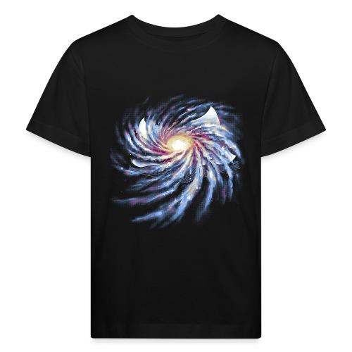 Livre de L'Espace-Temps - Kids' Organic T-Shirt