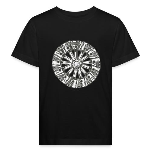 zuiger rol - Kinderen Bio-T-shirt