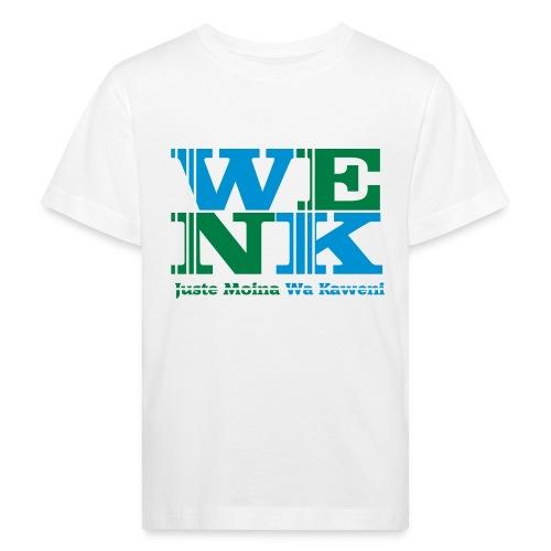 WENK - T-shirt bio Enfant
