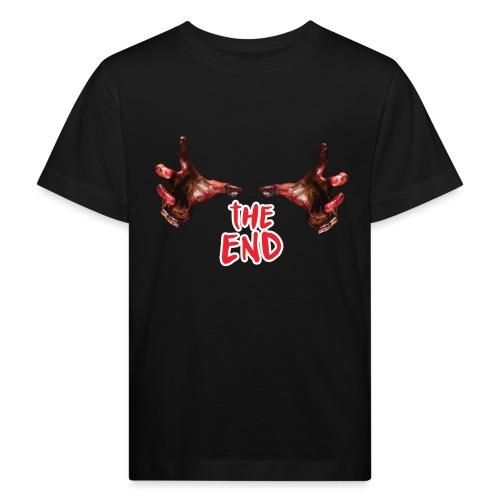 the end - Kids' Organic T-Shirt